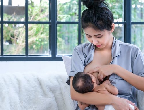 """Breastfeeding: """"Priceless Feast for Your Child"""""""